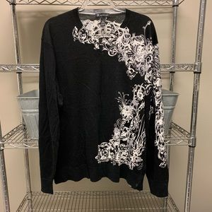 INC men's sweater